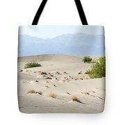 Sand Dunes Plants Hills Tote Bag