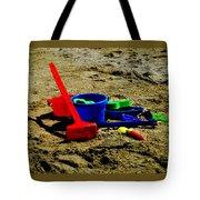 Sand Fun 1 Tote Bag