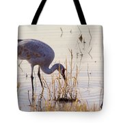 Sand Hill On The Shores Tote Bag