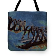 Sand Shoes II Tote Bag