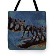 Sand Shoes II Tote Bag