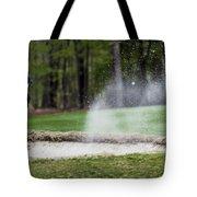 Sand Trap Tote Bag