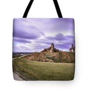 Sandal Castle  Tote Bag