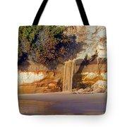 Sandfall II Tote Bag