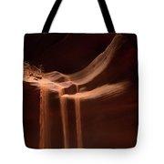 Sandfall Tote Bag