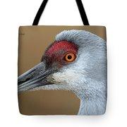 Sandhill Crane 6 Tote Bag