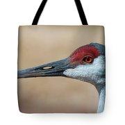 Sandhill Crane 8 Tote Bag