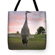 Sandhill Greenskeeper Tote Bag