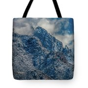Sandia Mountains 2 Tote Bag
