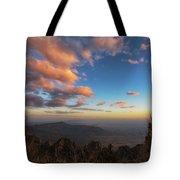 Sandia Peak Tote Bag