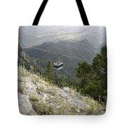 Sandia Tram Tote Bag