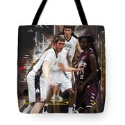 Dee Fence Tote Bag