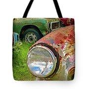 Sandpaper Dreamin Tote Bag