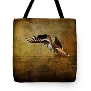 Sandpiper Piping Tote Bag