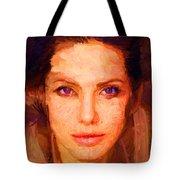 Sandra Jolie Tote Bag