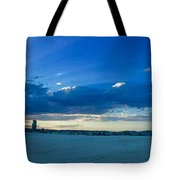 Sands Of Currumbin Tote Bag