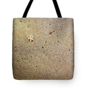 Sands Of Happiness Tote Bag