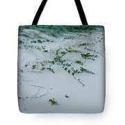 Sandscape Vines Tote Bag