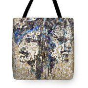 Sandsey Beaches Fragmented Tote Bag