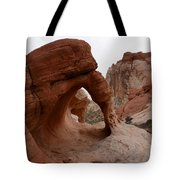 Sandstone Arches Valley Of Fire Tote Bag