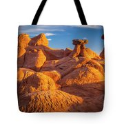 Sandstone Castle Tote Bag