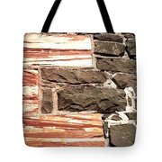 Sandstone Corners  Tote Bag