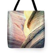 Sandstone Curve. Tote Bag