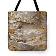 Sandstone Formation Number 2 At Starved Rock State Tote Bag