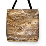 Sandstone Formation Number 3 At Starved Rock State Tote Bag