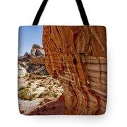 Sandstone Texture Tote Bag