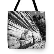 Sandstone Wall Tote Bag