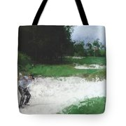 Cross Your Fingers Tote Bag
