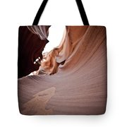 Sandy Canyon Tote Bag