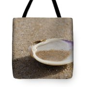 Sandy Dish Tote Bag