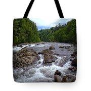 Sandy River Tote Bag