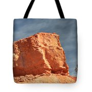 Sandy Rock In Morning Light Tote Bag