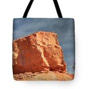 Sandy Rock In Morning Light Tote Bag