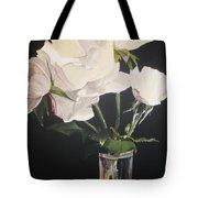 Sandys Roses Tote Bag
