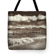 Sangre De Cristo Mountains Tote Bag
