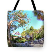 Sanibel And Captiva Visitor Center Iv Tote Bag