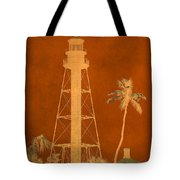 Sanibel Island Lighthouse Tote Bag