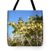 Sanibel Lighthouse Tote Bag