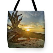 Sanibel Sunrise Tote Bag