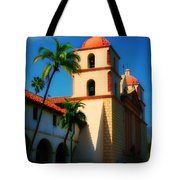 Sannta Barbara Mission Tote Bag