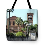 Sant Anselmo Church Tote Bag