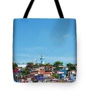 Santa Ana Hill Tote Bag