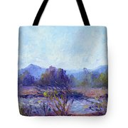 Santa Ana River Tote Bag