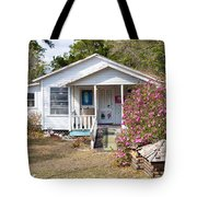 Santa And Mrs Claus Spend The Spring Months Relaxing Tote Bag