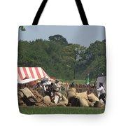 Santa Anna's Camp Tote Bag