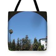 Santa Barbara Sky Tote Bag